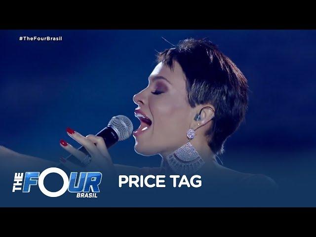 Na primeira batalha da noite, Tay Rodriguez canta sucesso de Jessie J