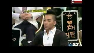 Taeyang talks about Girls' Generation's Yuri~ [eng sub]