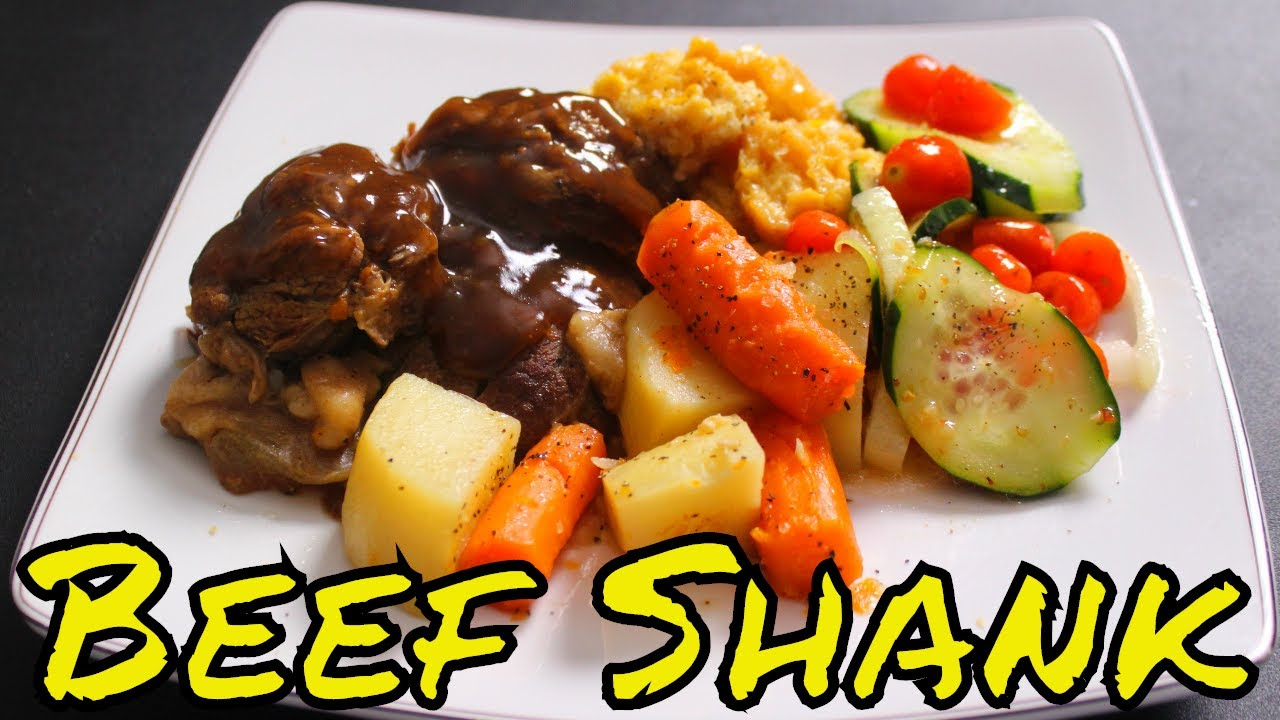 Beef Shank In Power pressure Cooker XL( My Osso Bucco ...