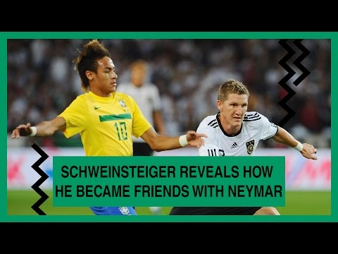 GOAL INTERVIEW - BASTIAN SCHWEINSTEIGER ON NEYMAR, UNITED, THE MLS AND MORE...