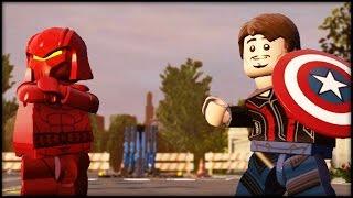 LEGO MARVEL AVENGERS - Customs - Creating The Flash & Blitzwinger!