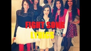 Cover by Cimorelli! - Fight Song