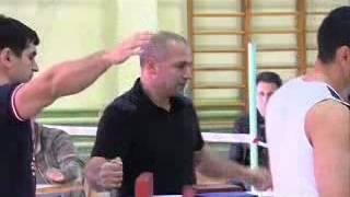 Чемпионат Мурманской области по армспорту