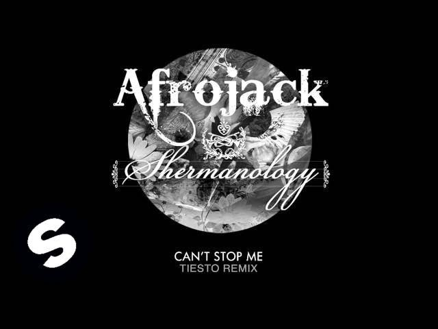 Afrojack & Shermanology – Can't Stop Me (Tiësto Remix) [Available June 25]