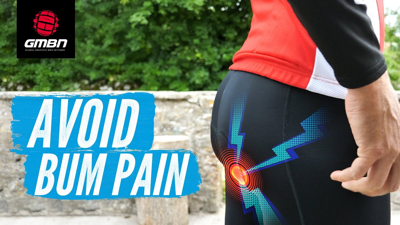 Top 5 Tips To Avoid A Sore Ass On Your Mountain Bike | Reduce Bum Pain