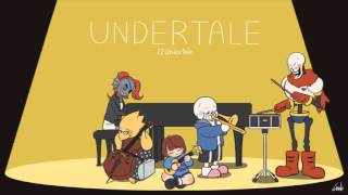 언더테일 합주_ ♬Undertale animation