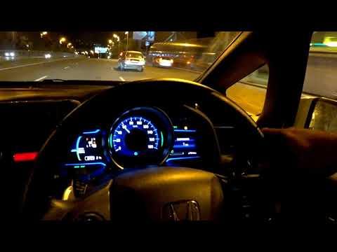 Катаемся на Honda Fit Hybrid. Сколько км я проехал на полном баке?