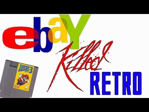 Ebay Killed Retro Gaming