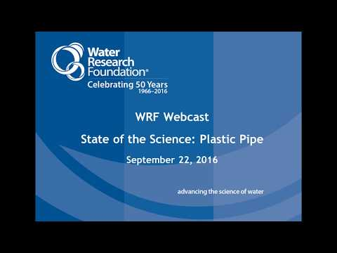 State of the Science of Plastic Pipe