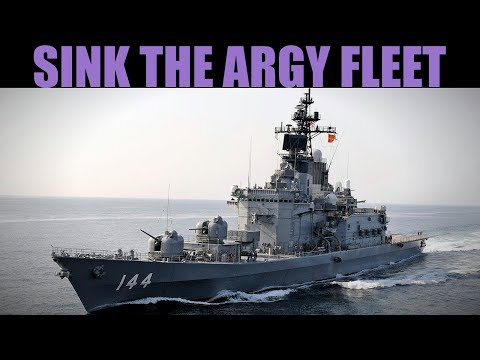 Argentina Campaign: Mission To Sink The Military Fleet | DCS WORLD