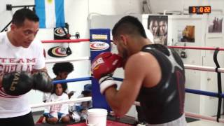 Jesus Cuellar Media Workout