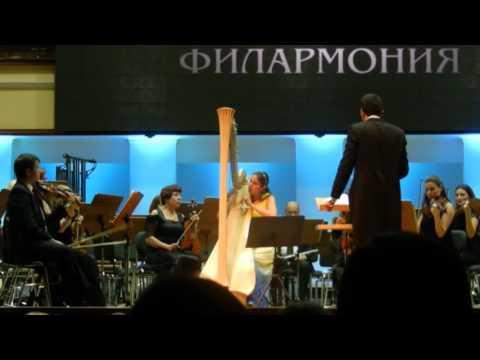 Кикта Фрески Святой Софии Киевской . Концертная симфония для арфы с оркестром