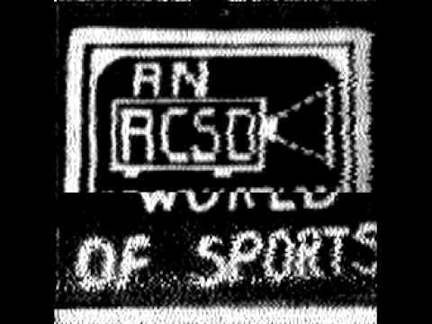 Classic SSTV: AC5D's Wide World of Sports