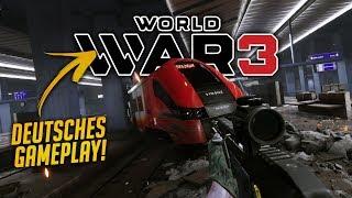Pack den Panzer aus! — World War 3 — Gameplay Deutsch / German