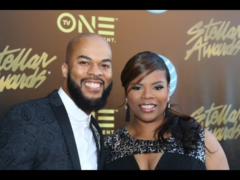 JJ & Trina Hairston share their marriage proposal story