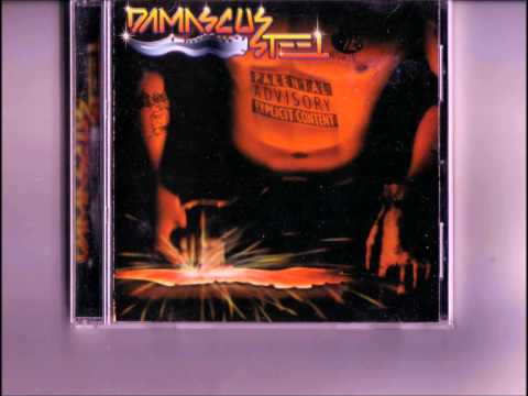 Damascus Steel (US-OH) - The Living Dead (Fortunate, 2001)