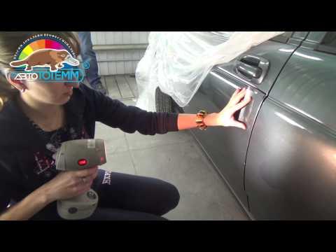 Компьютер или колорист? Подбор цвета краски для авто в компании АвтоТОТЕММ