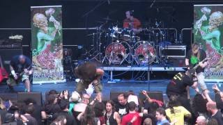 FLESHLESS Live At OEF 2013