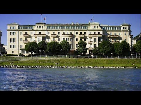 Hotel Sacher Salzburg Austria