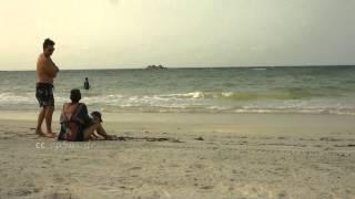 Nirwana Family Beach in Bintan of Indonesia