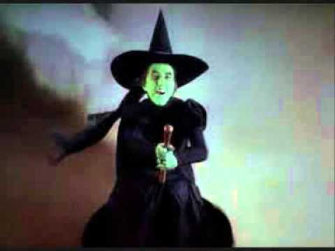 the wizard of oz witch laughing sound effect
