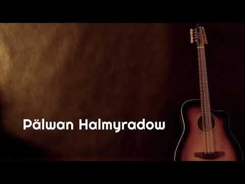 Pälwan Halmyradow   Göwnümi Berdim Gitara Aýdymy
