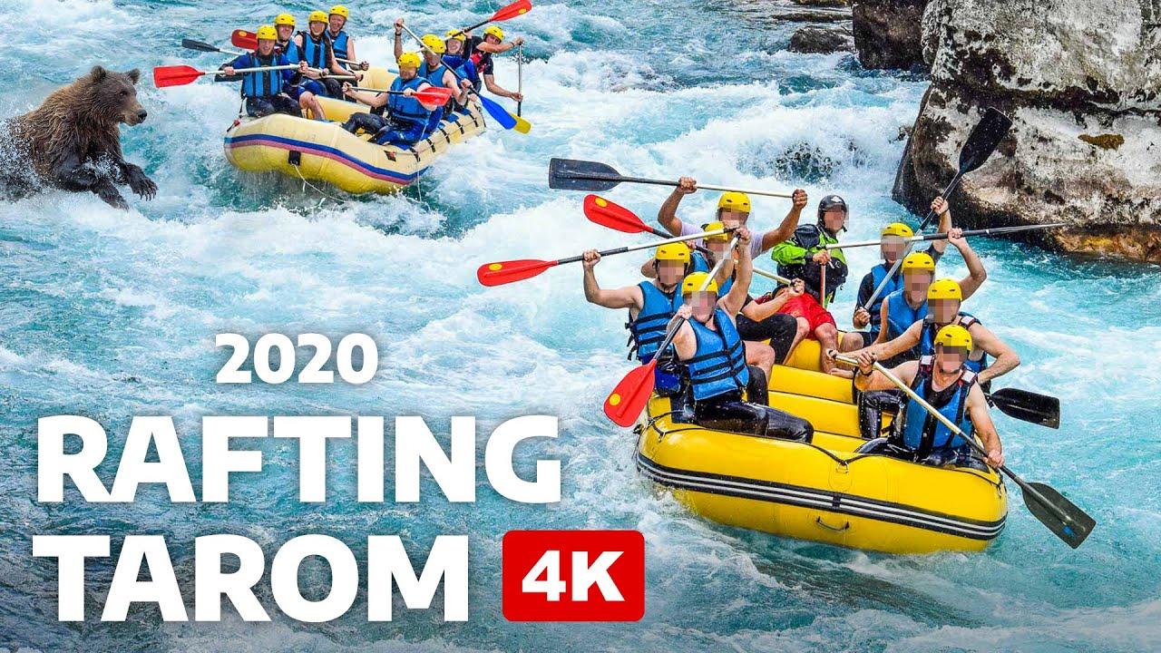 Rafting Tara 4K / Game Centar Team 2020