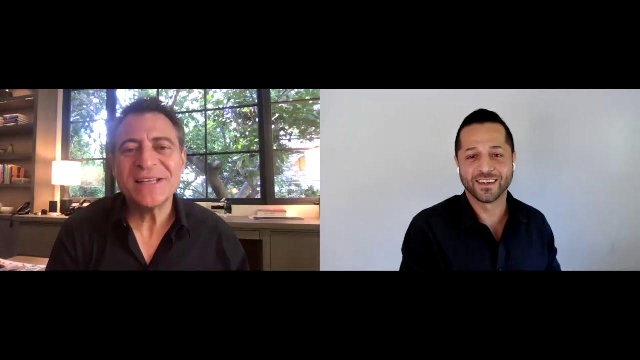 Fireside Chat - Peter Diamandis and George Bandarian II
