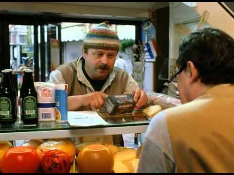 Мужик покупает чай в Голландии (отрывок из фильма)