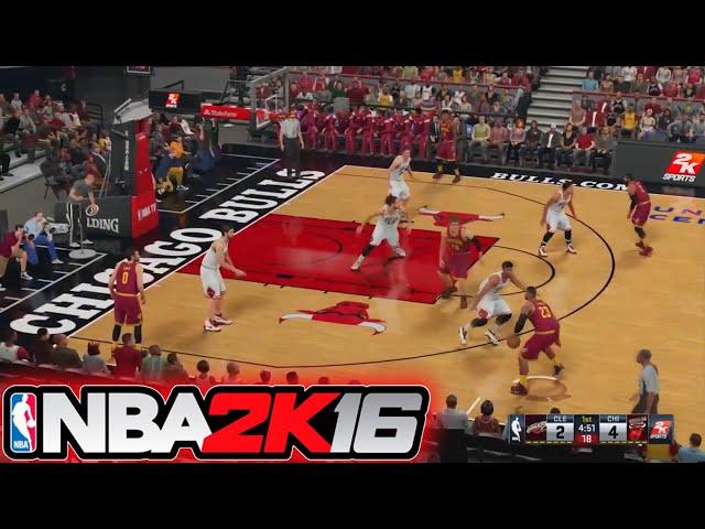 NBA 2K16 (видео)