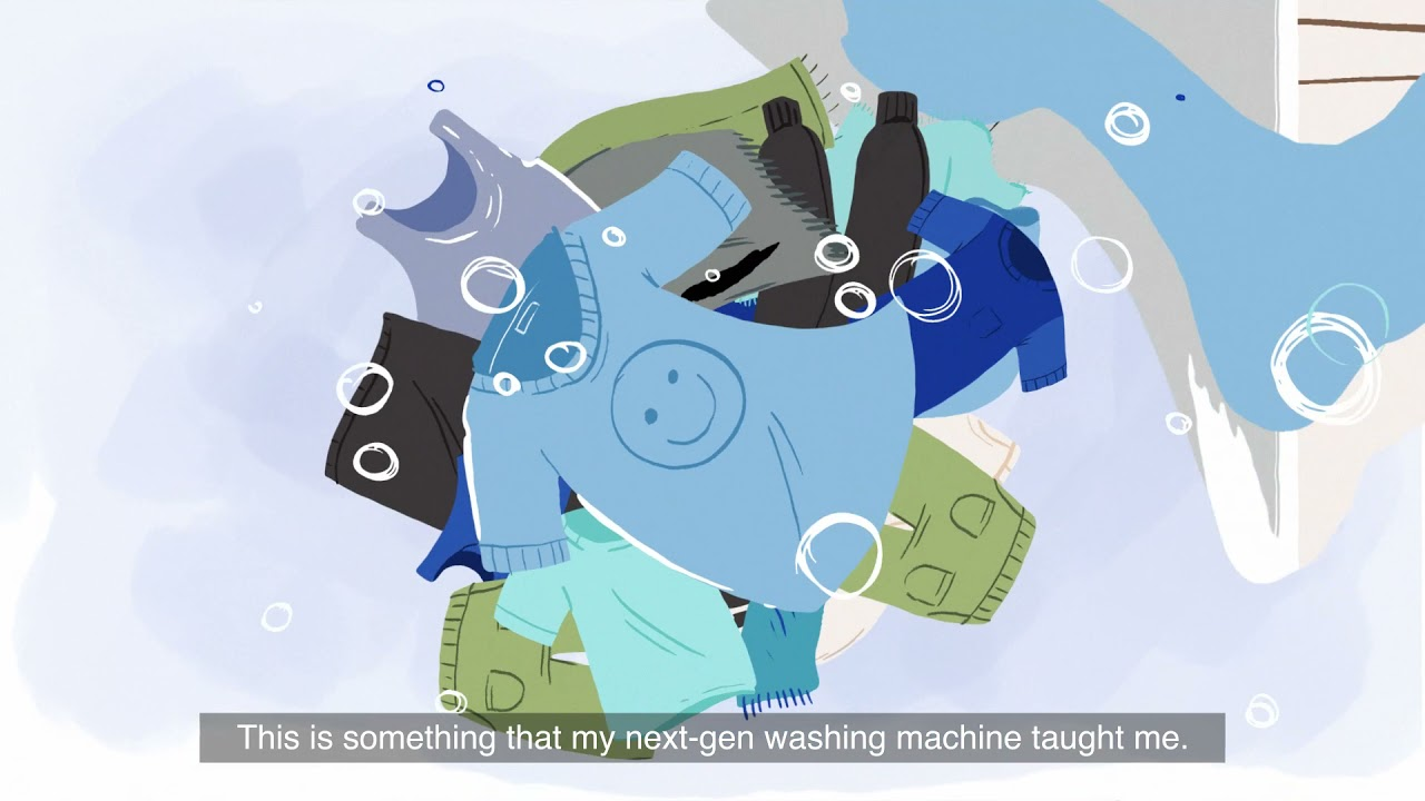 How Your Laundry Habits Can Help the Planet l Samsung