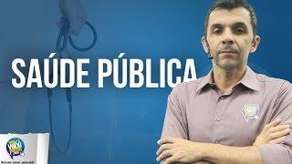 Saúde Pública: Constituição Federal artigos 194 a 200 - Parte 01/02.