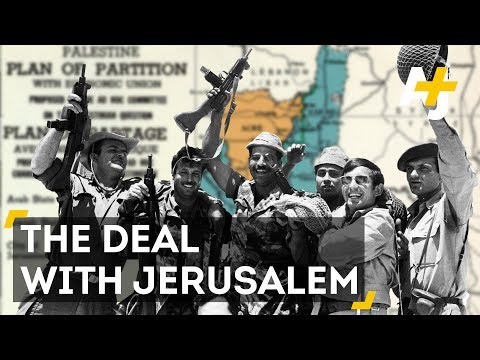 What's The Deal With Jerusalem, Anyway?