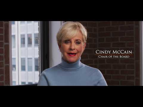 Cindy McCain says there is no 'voice of reason' in GOP, nearly a year after John McCain's death