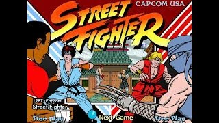 Capcom Classics Collection Vol. 2 (PlayStation 2) - Street Fighter Full Game