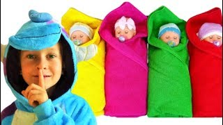 Are you sleeping nursery rhymes for kids by Tawaki kids+best compilation video\Pretend play