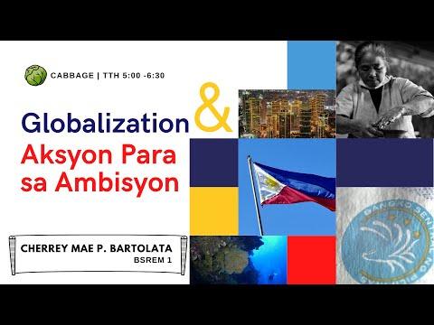 Globalization Interplay: Aksyon Para sa Ambisyon