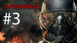 Crysis 3 Walkthrough - PC Gameplay - Mission 3 The Root of all Evil Part 2