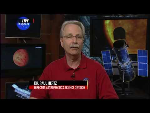 NASA Telescope Discovery Satellite Interview