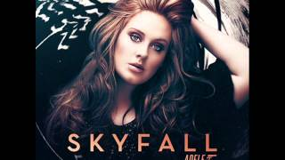 Adele - Skyfall (Lotmisuszy Remix) 007 James Bond Official Theme Song