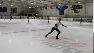 Школа А. Рябинина | IFSS | Тройной тулуп. Техника прыжка. Фигурное катание. Сборы для фигуристов