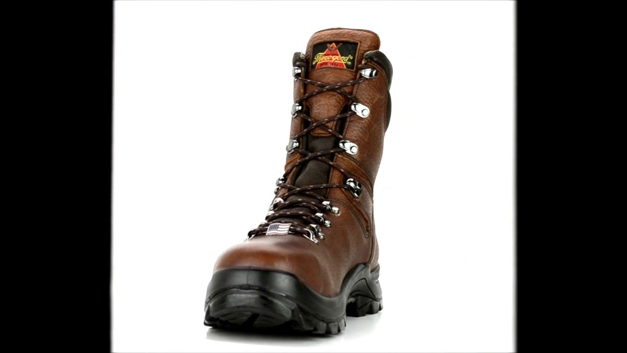 a76c005882e Men's Thorogood 8 Inch Steel Toe Waterproof Work Boot 804-3268 @  Steel-Toe-Shoes.com