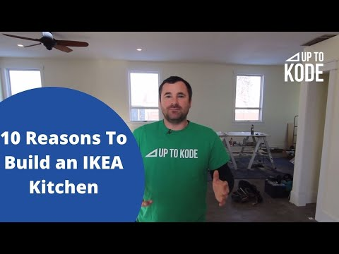 10 Reasons to Purchase an IKEA Kitchen - 동영상