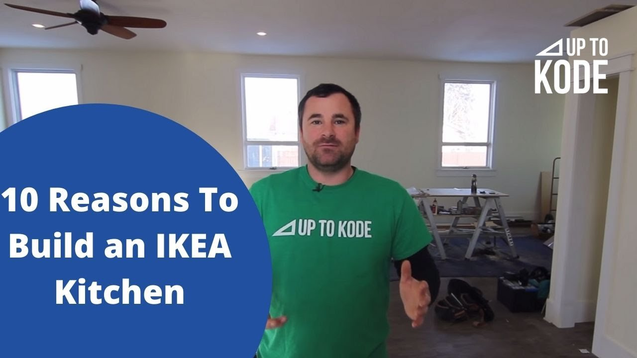 10 Reasons To Purchase An Ikea Kitchen Youtube