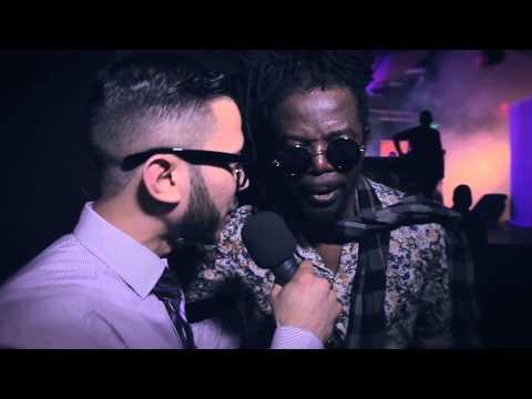 Gino en Kenny B bij Borgoe Meets Parbo Party