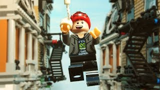 Spider-Man Far From Home Teaser Trailer Lego Stop Motion