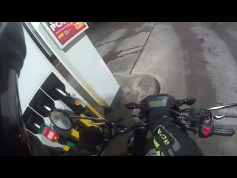HELMET REMOVAL AT PETROL STATIONS