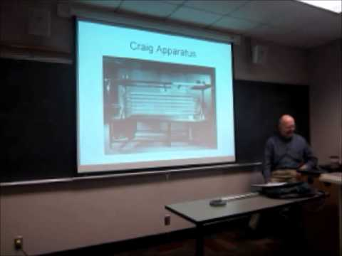 Lecture 1 - Analytical Chemistry and Chromatography for Graduate Students -  Professor Peter Carr