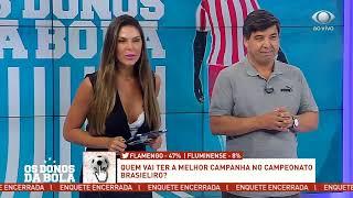 🔴 Os Donos da Bola Rio 26-04-19 - Ao Vivo