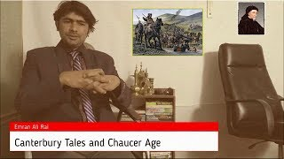 Geoffrey Chaucer Canterbury Tales Age of Transition Middle Age  Medieval Age Ma English Literature